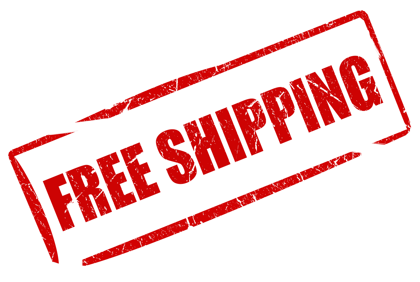 Free domestic USPS Shipping