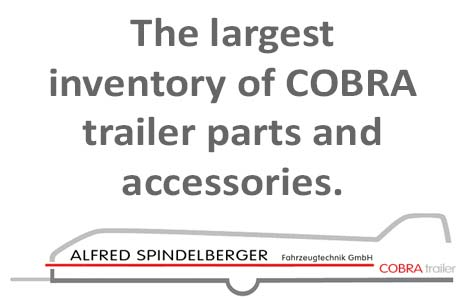 Cobra Trailer Parts and Accessories