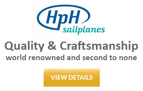 Hph High Performance Racing Sailplane
