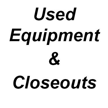 Used & Closeout