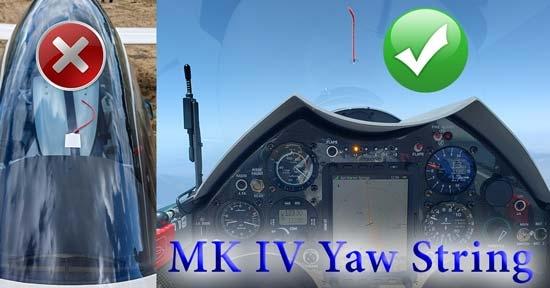 MK IV Yaw String