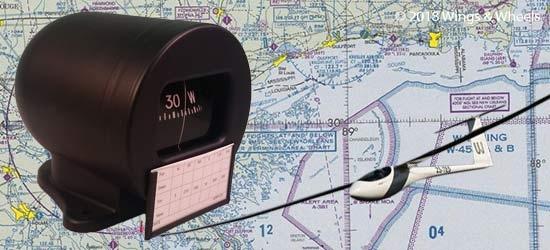 Airpath C2400 Cowl-Mount Compas