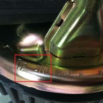 COBRA Brake ID 2051