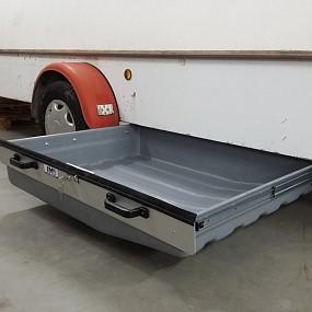 Installed at older 1988 Cobra trailer