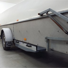 Installation to older Anschau Comet trailer