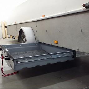 Installation to older Anschau Comet trailer