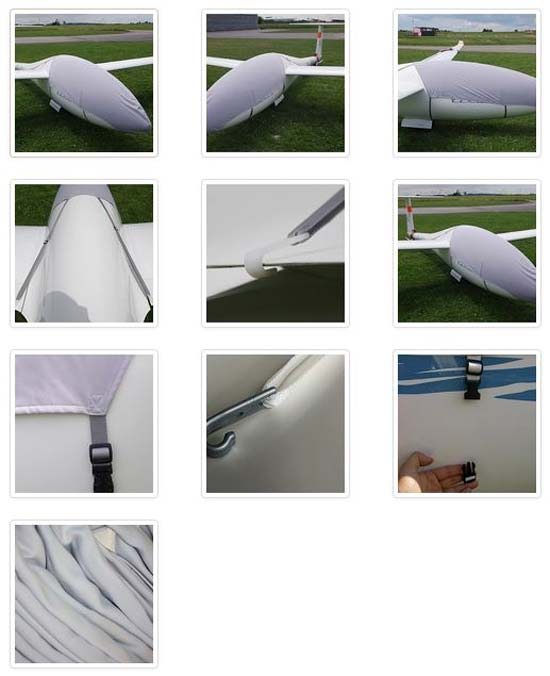IMI Canopy Covers