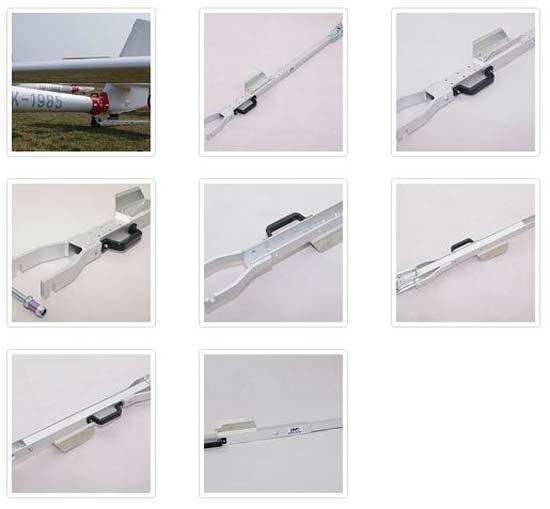 IMI Tow Bar Light Gliders