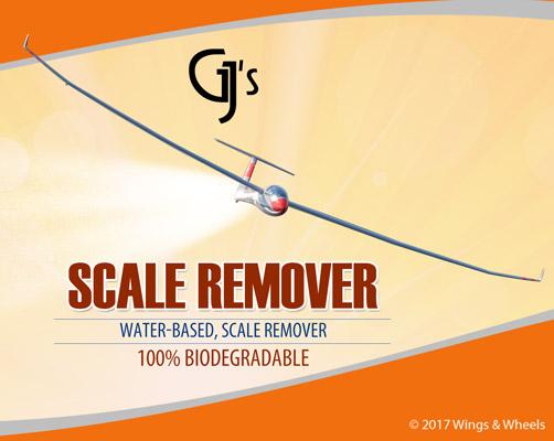 Gj Scale Remover