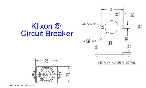 Klixon 3 Wire Wiring Diagram | Repair Manual on