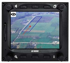 LXNAV LX8000 CUPx files. Landable Fields with Pictures