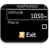 """LX Navigation Helios Warnings"