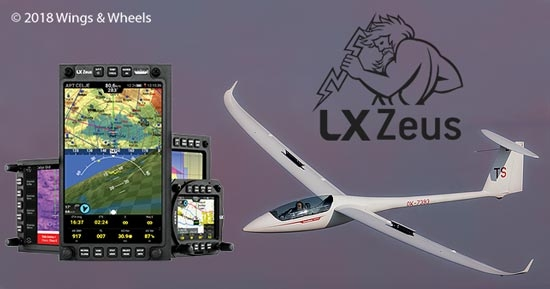 LX Navigation Zeus Flight Computer
