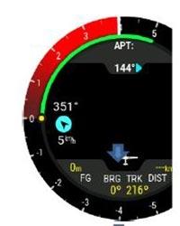 LX Navigation LX Era Airport Navigation Page