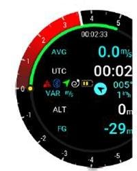 LX Navigation LX Era Vario Page