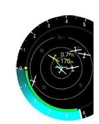 LX Navigation LX Era FLARM Radar Page