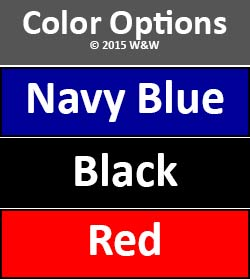 National Parachute Color Options