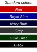 Mini SOFTIE Parachute Standard Colors