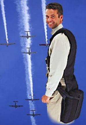 Seatpack SOFTIE Parachute
