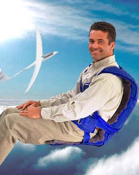 Long SOFTIE Parachute