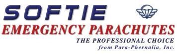 SOFTIE Parachute Logo