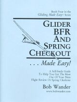 Book 4:Glider BFR and Spring Checkout