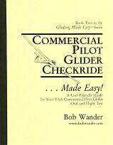 Book 2:Commercial Pilot Glider Checkride