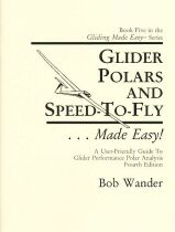 Book 5:Glider polars and speed-to-fly