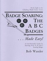 Book 8:Badge soaring, the A B C Badges