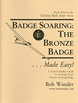 Book 9: Badge Soaring, the Bronze Badge