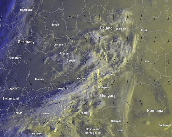 SkySight Detailed and Interactive Forecasts