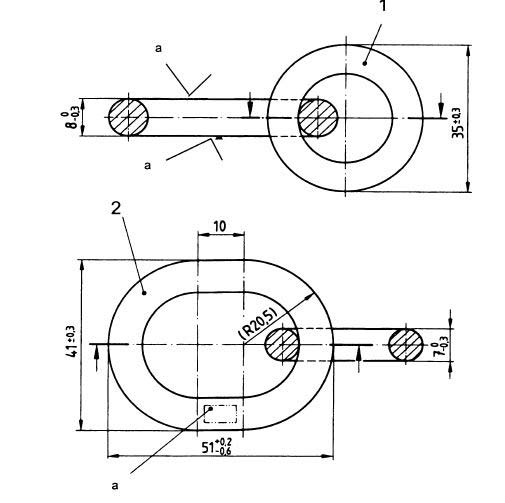 Connecting Ring Dimensions