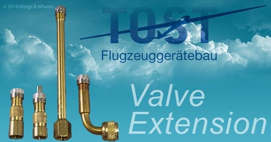 TOST Valve Extension