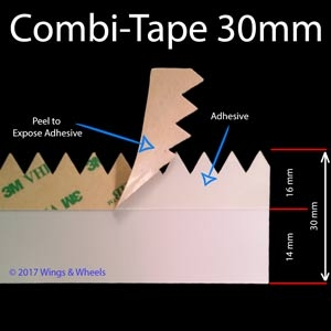 Combi-Tape 30mm