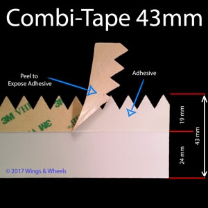 Combi-Tape 43mm