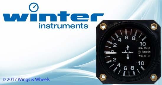 Winter Instruments Variometers