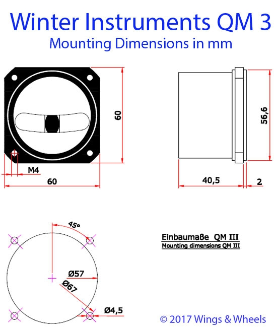 Winter Instruments QM 3